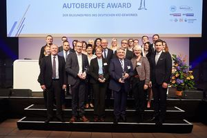Best training companies of the automotive industry honored
